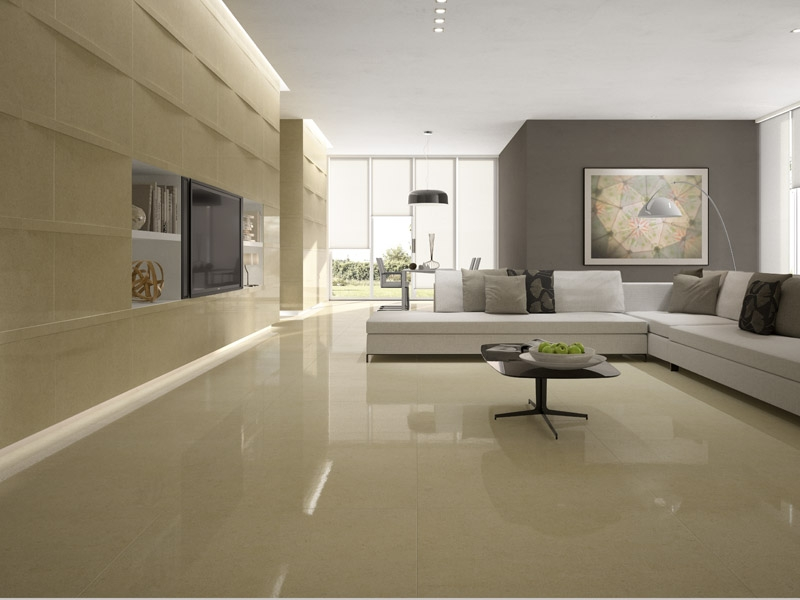 Polished porcelain tiles porcelain tile that looks like wood - Peinture carrelage sol interieur ...