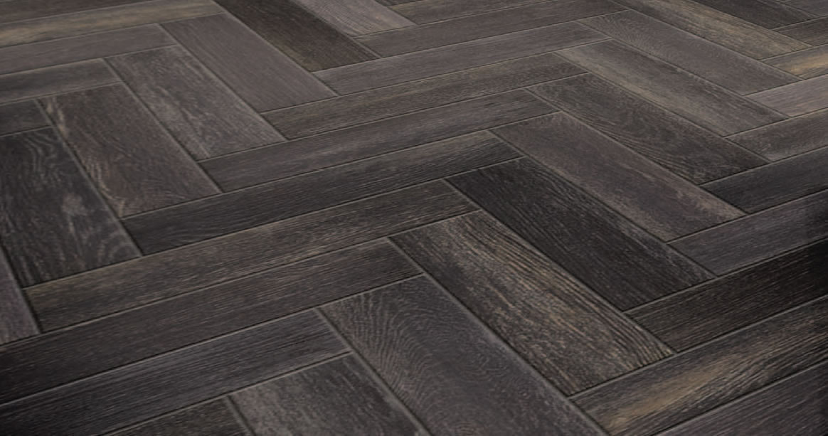400 SF American Naturals Black Rock Wood Look Porcelain Floor Tile 6x24 Planks 181145860126