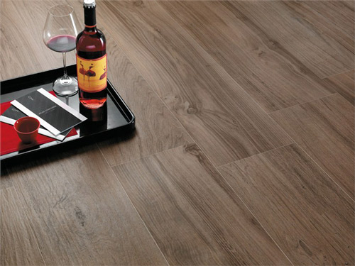 Enjoy Walking On Your Floor With Porcelain Tile That Looks Like Wood